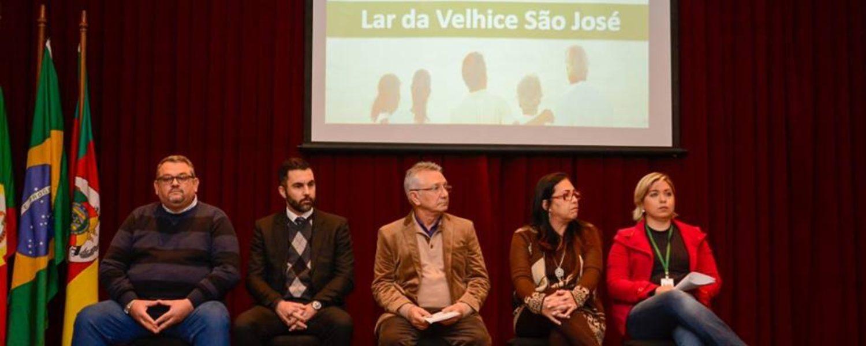 SEMINÁRIO INSTITUIÇÃO DE LONGA PERMANÊNCIA DE IDOSOS, CUIDADO E RESPEITO COM IDOSO