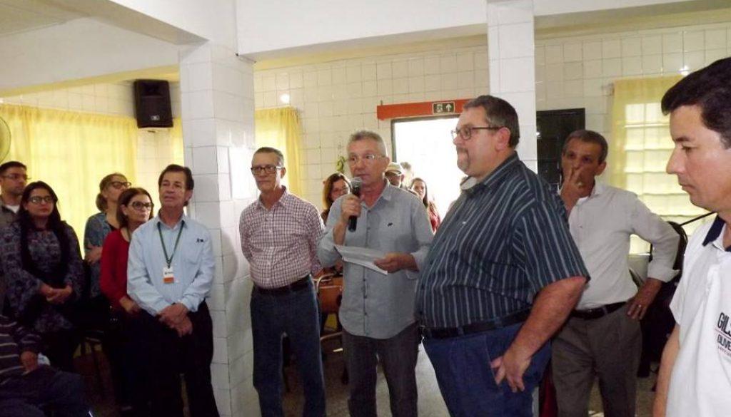 DIRETORIAS UNIDAS FAZEM CAFÉ PARA HOMENAGEAR O DIAS DOS AVÓS