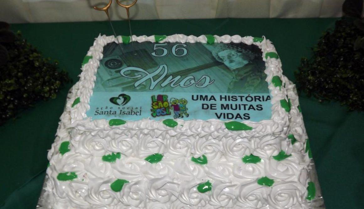 Lar São José comemora seus 56 anos, Uma História de muitas vidas.