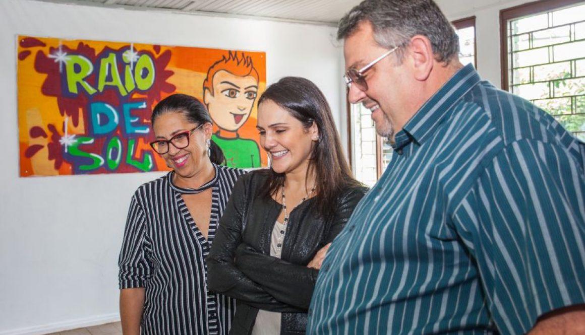 Abrigo Raio de Sol se torna modelo para outros municípios