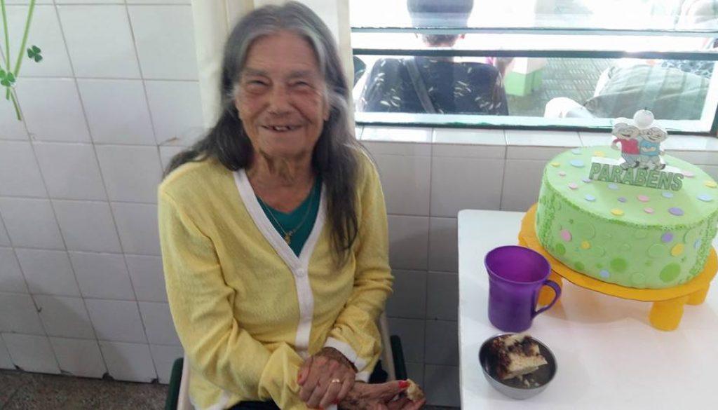 90 anos de vida é uma bênção