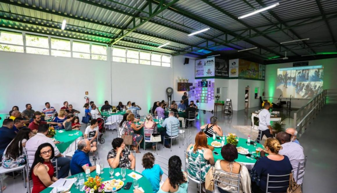 Inaugurado o Espaço de Convivência Filomene Meirelles